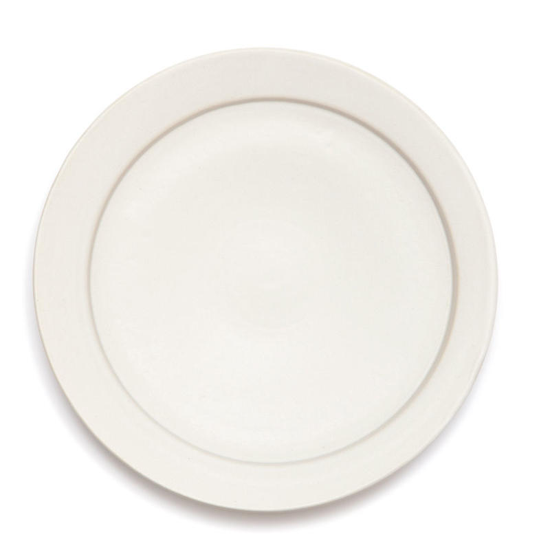 no./p010 asymmetry rim plate (約24cm)