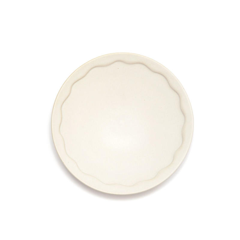no./p020 wave rim plate (約17cm)