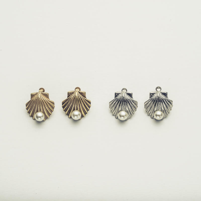 Sea pearl earing