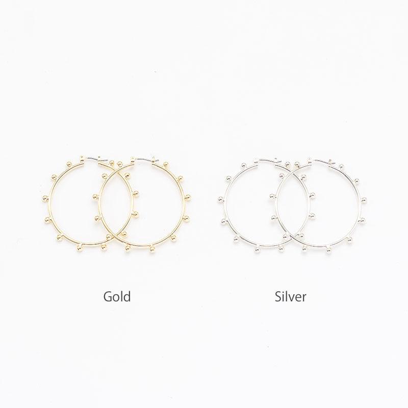 Gravel hoop pierce / Large