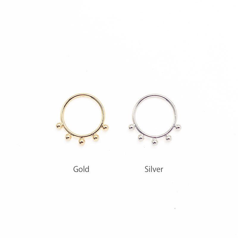 Gravel ring