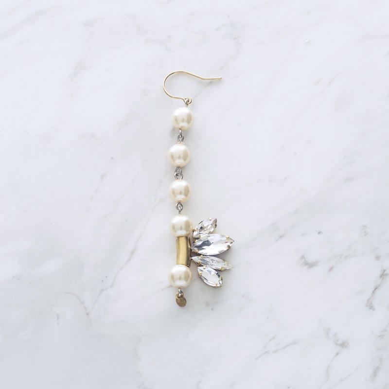 New shell pearl pierce (1P)
