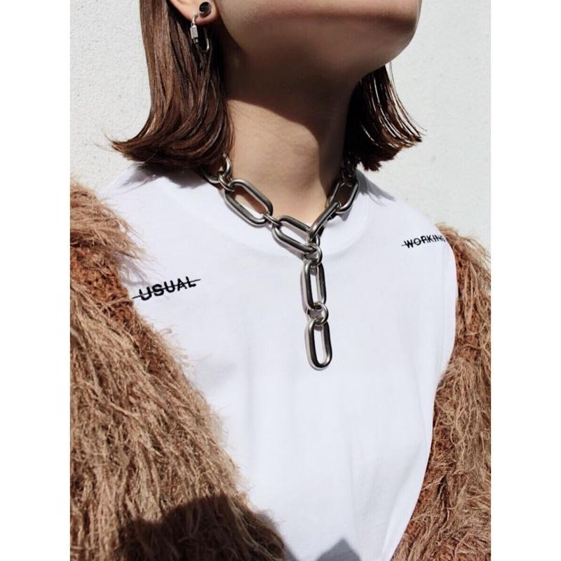Old chain necklace [Unisex line]