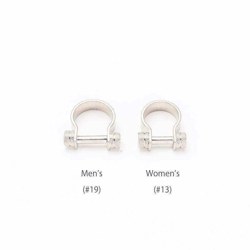 Slit bis ring[Unisex line]