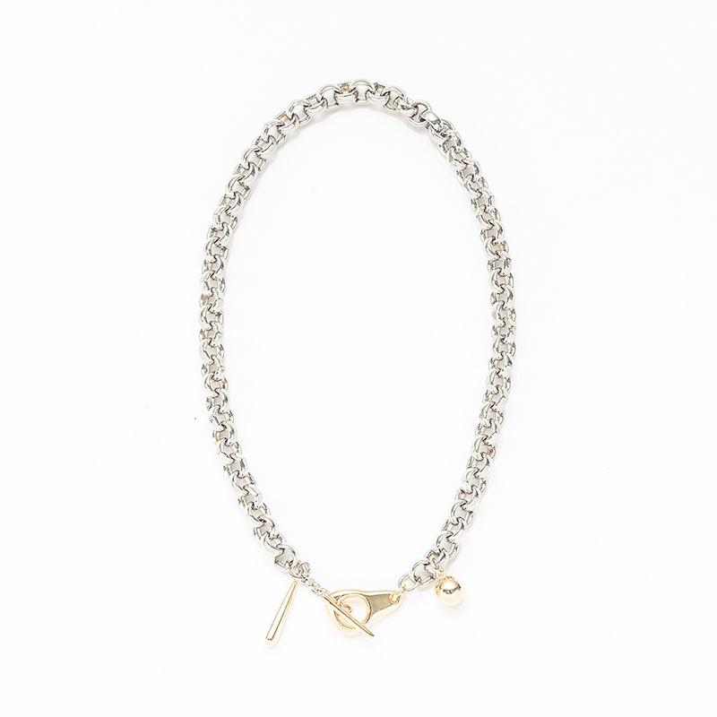 Collar necklace / Mix