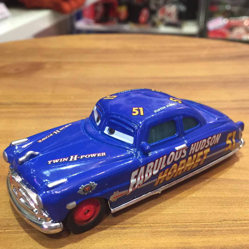 Disney Pixar Cars ハドソンホーネットFABULOUS HUDSON HORTNET カーズ
