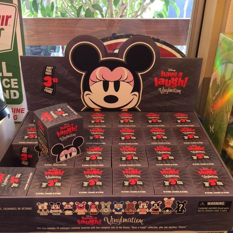 Disney バイナルメーション Have a Laughシリーズ ミッキー 未開封 新品