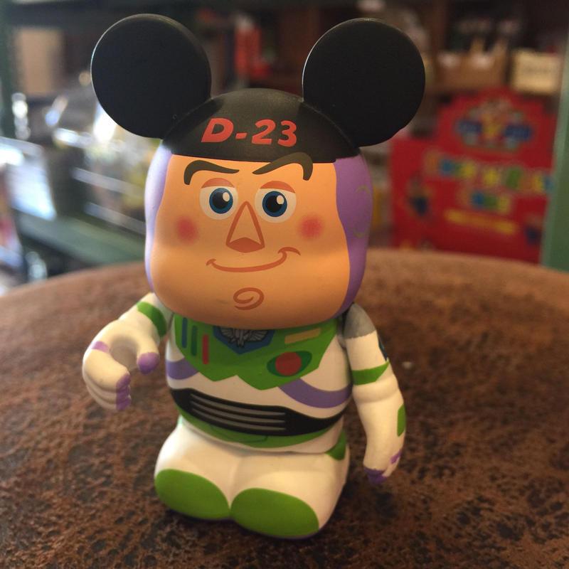 Disney バイナルメーション  D23シリーズ バズ