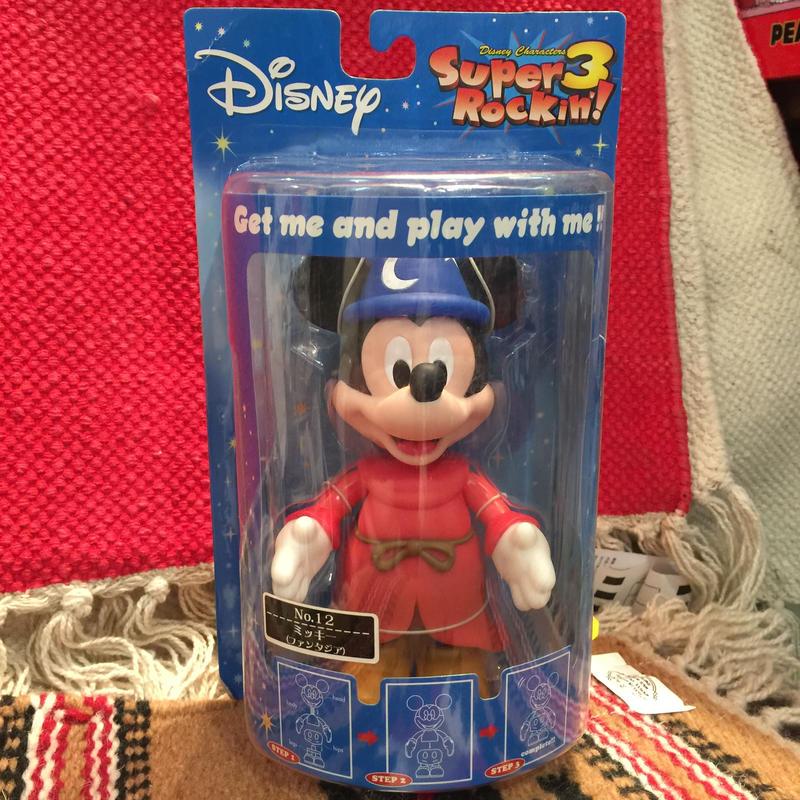 Super Rockin'3 Disney ミッキーボビングヘッド ファンタジア