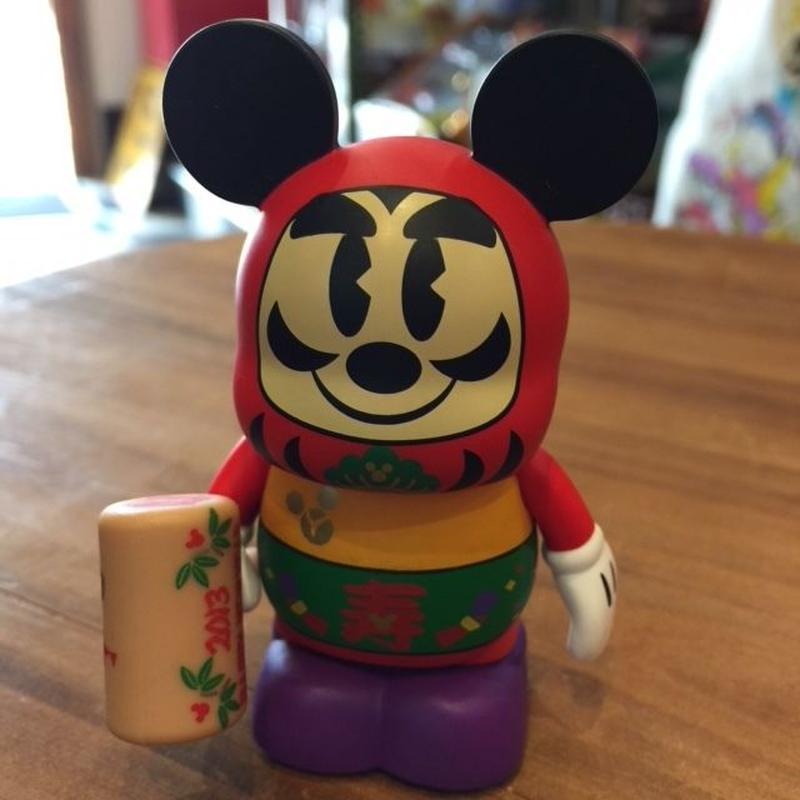 Disney バイナルメーション 2013年 だるまミッキーマウス