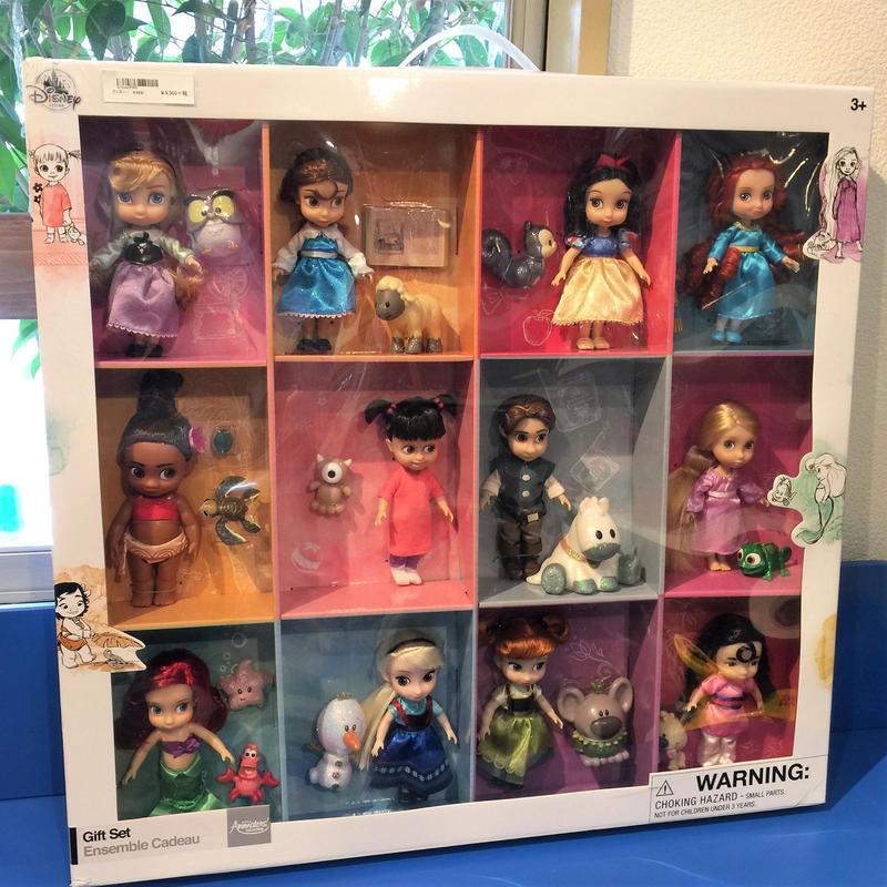 Disney   Animator's  Collection(アニメーターズコレクション)   ギフトセット  アンサンブル