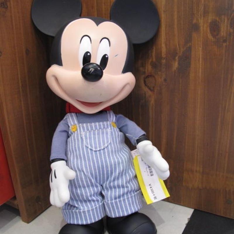 ディズニー レトロ ミッキーマウストーキングフィギュア USA 帽子なし