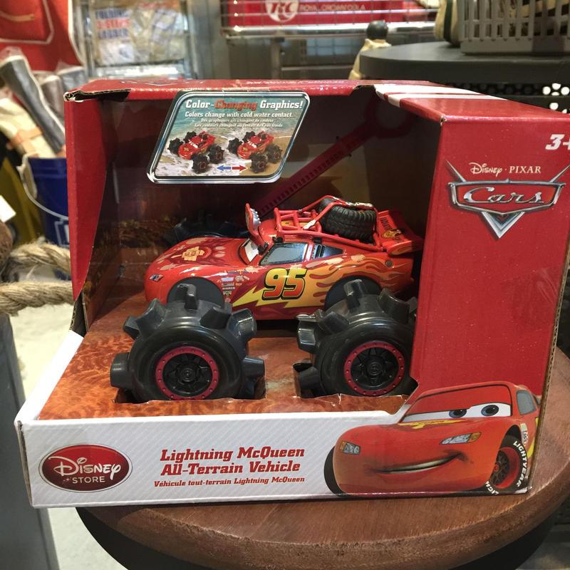Disney pixar Cars マックイーン 水陸両用バギー ピクサーカーズ