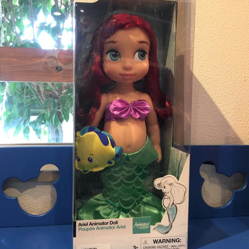 Disney   Animator's  Collection(アニメーターズコレクション) アリエル