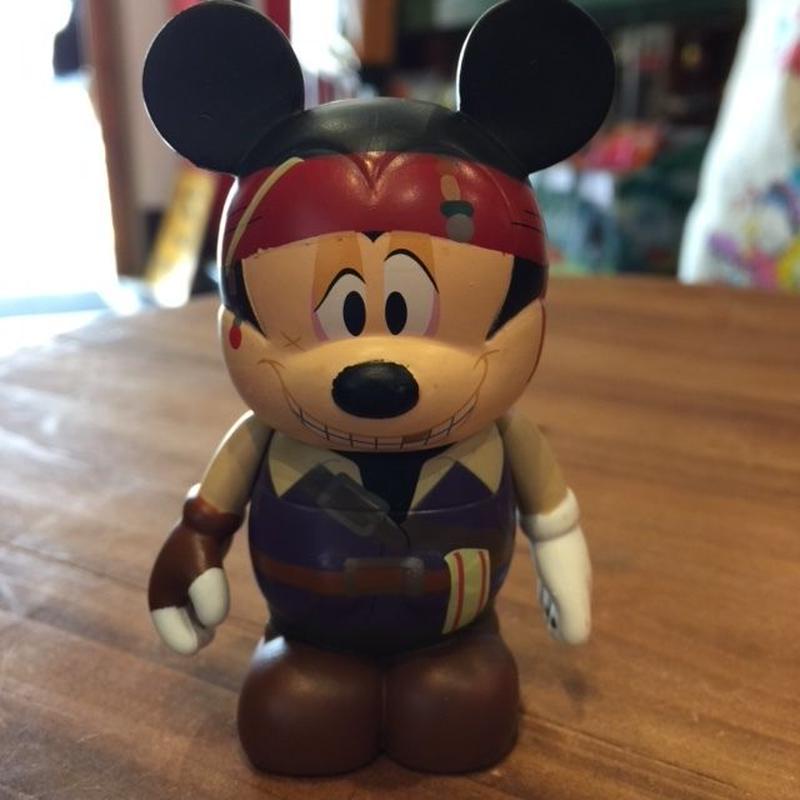 Disney バイナルメーション パイレーツオブカリビアン ジャック スパロウ ミッキーマウス