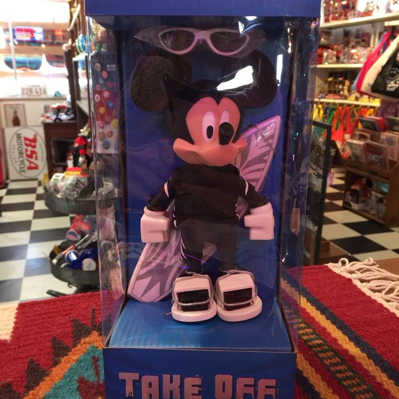 TOMY ディズニー  ミッキーマウス TAKE OFFフィギュア