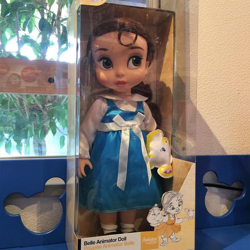 Disney   Animator's  Collection(アニメーターズコレクション)  ベル