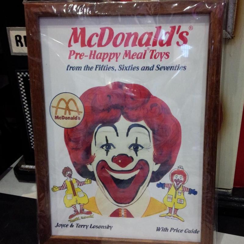 AMERICAN  FRAME  McDonald's