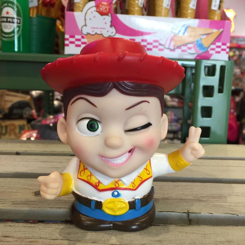 ディズニー ピクサートイストーリー ジェシー貯金箱