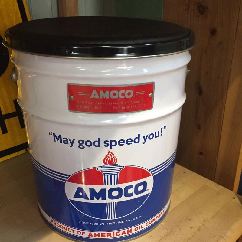 AMOCO OIL CAN