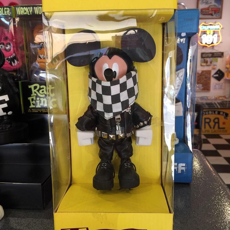 ディズニー Coordies THE PUNK!!(ミッキーマウス パンクファッション) 「ディズニー」 シリーズNo.02