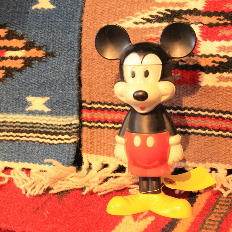 ミッキーマウス バブルバスボトル