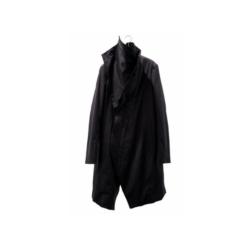 _JULIUS High Neck Edge Coat