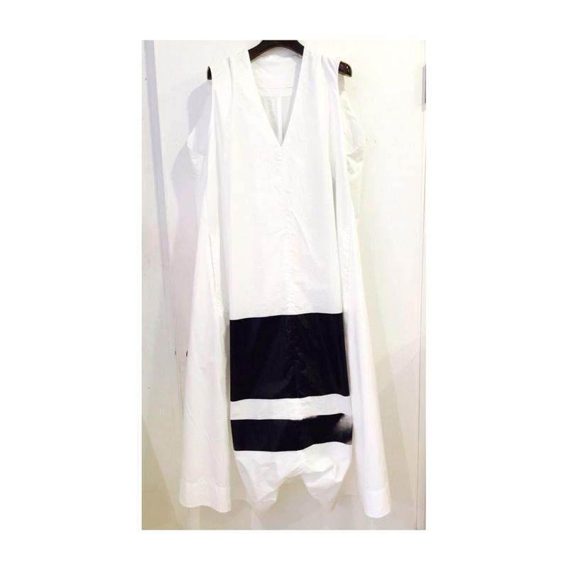 ジャンプスーツ white size2