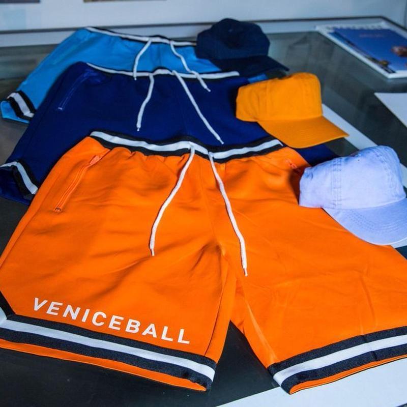 Veniceball バスケットボール ショーツ  カラー 全3種