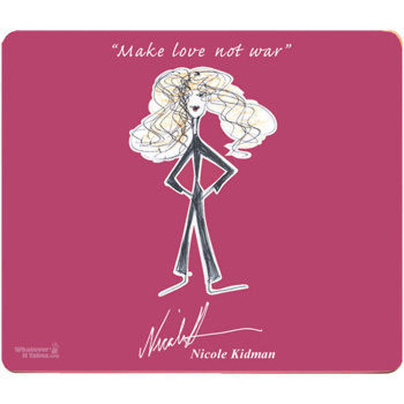WIT Mouse Mat / artwork donated by Nicole Kidman (マウスパッド)