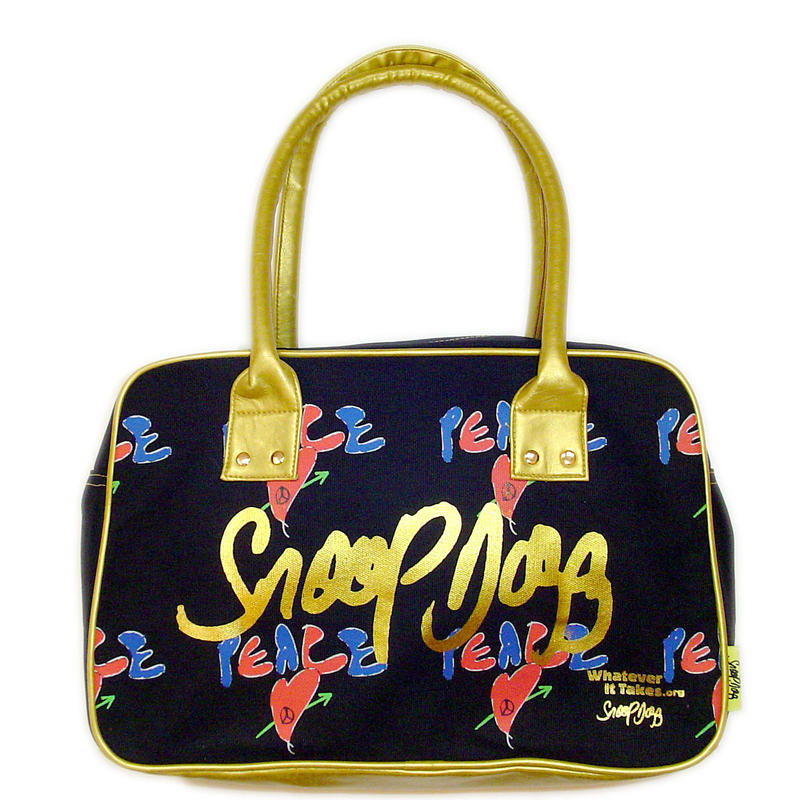 WIT Duffle Bag / artwork donated by Snoop Dogg