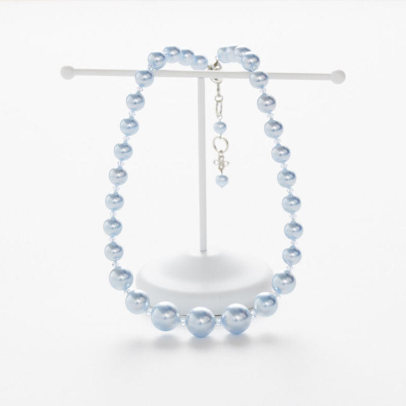 Pale Blue Necklace