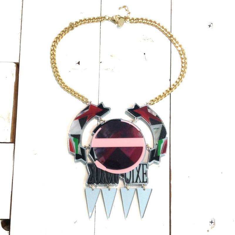 bodysong. Necklace