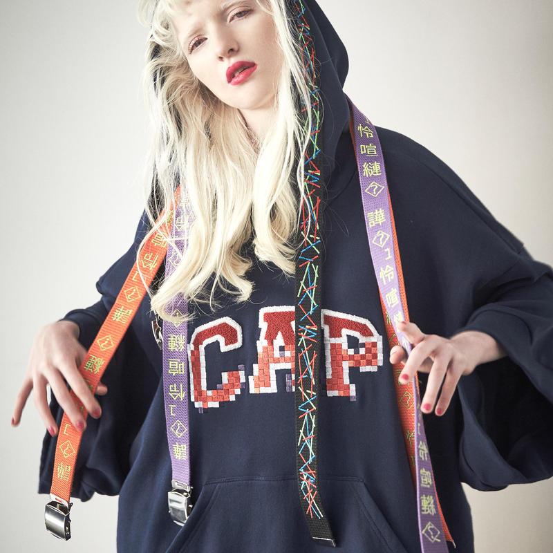 -niitu- / Cap Parka / navy