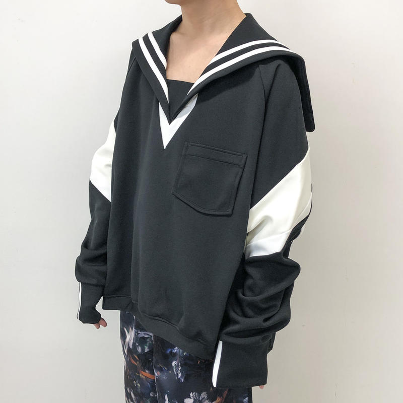 BALMUNG / ビッグセーラージャージ / 黒