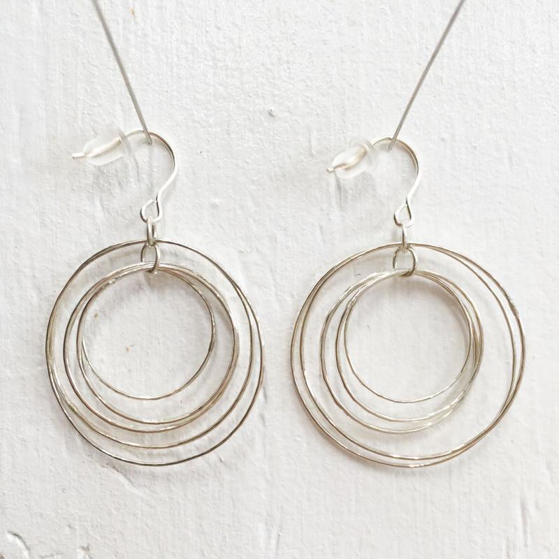 atelier Meri  / RING PIERCE (silver)
