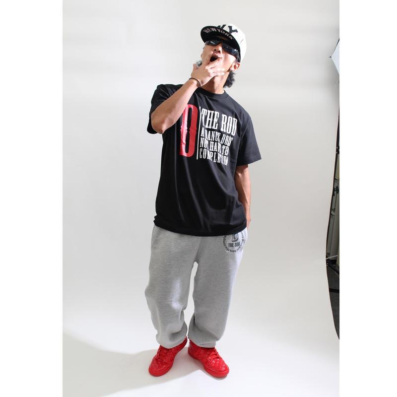 D-THE ROD B1 Tシャツ(ブラック)