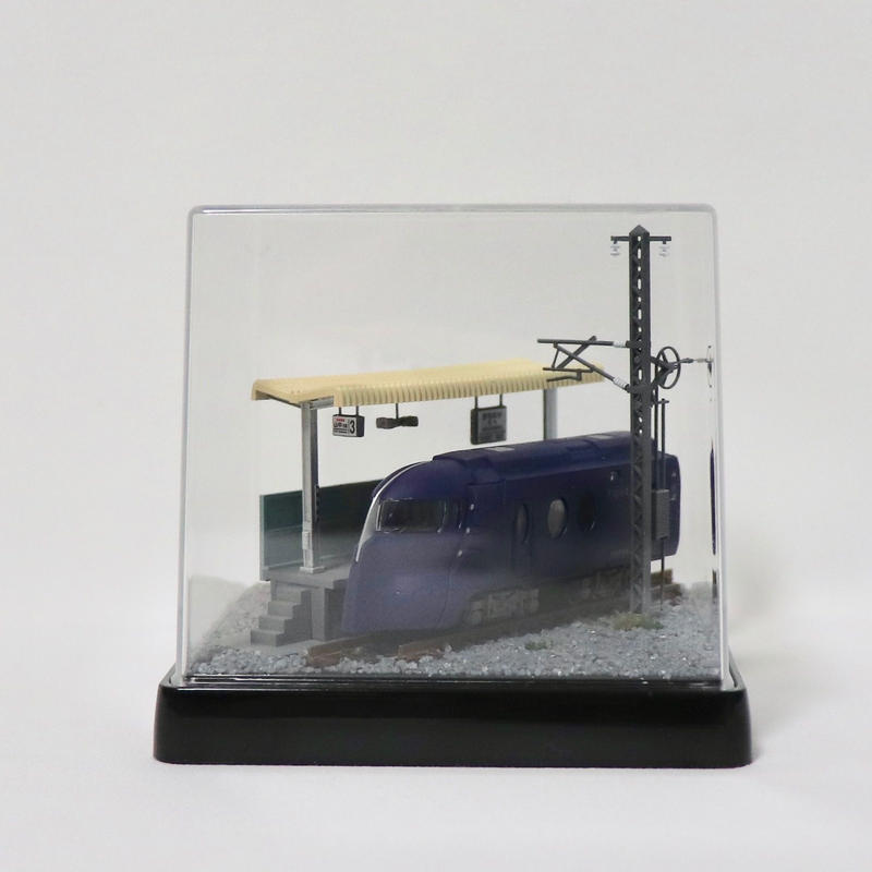 Bトレ・ベース_15(南海ラピート 1両付き)
