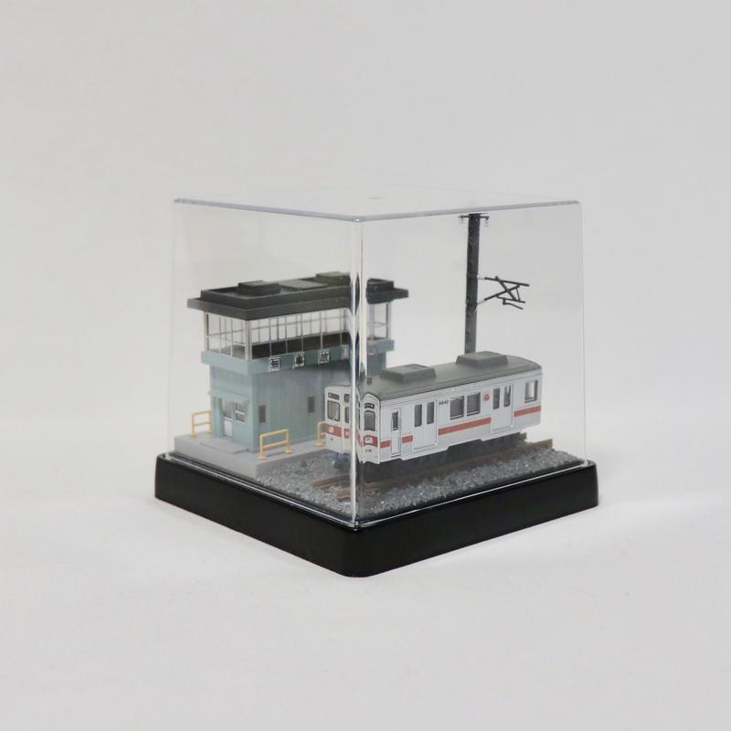 Bトレ・ベース_07(東急8500系 1両付き)