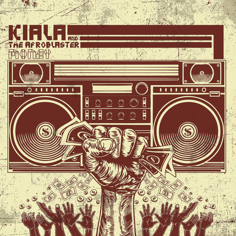 [SG-040] Kiala & The Afroblaster - Money (LP)