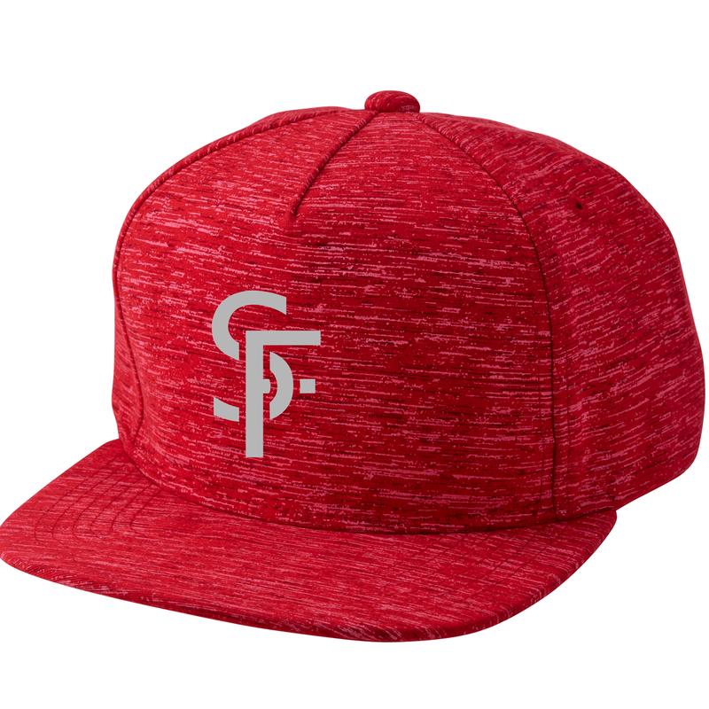 SF  cap レッド
