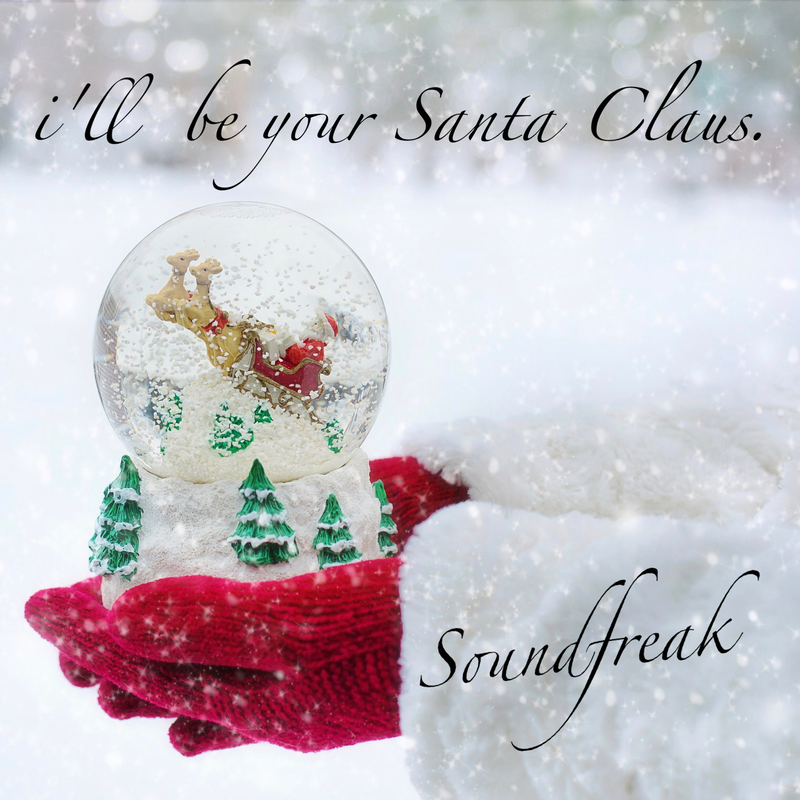 4th single [i'll be your Santa Claus.]