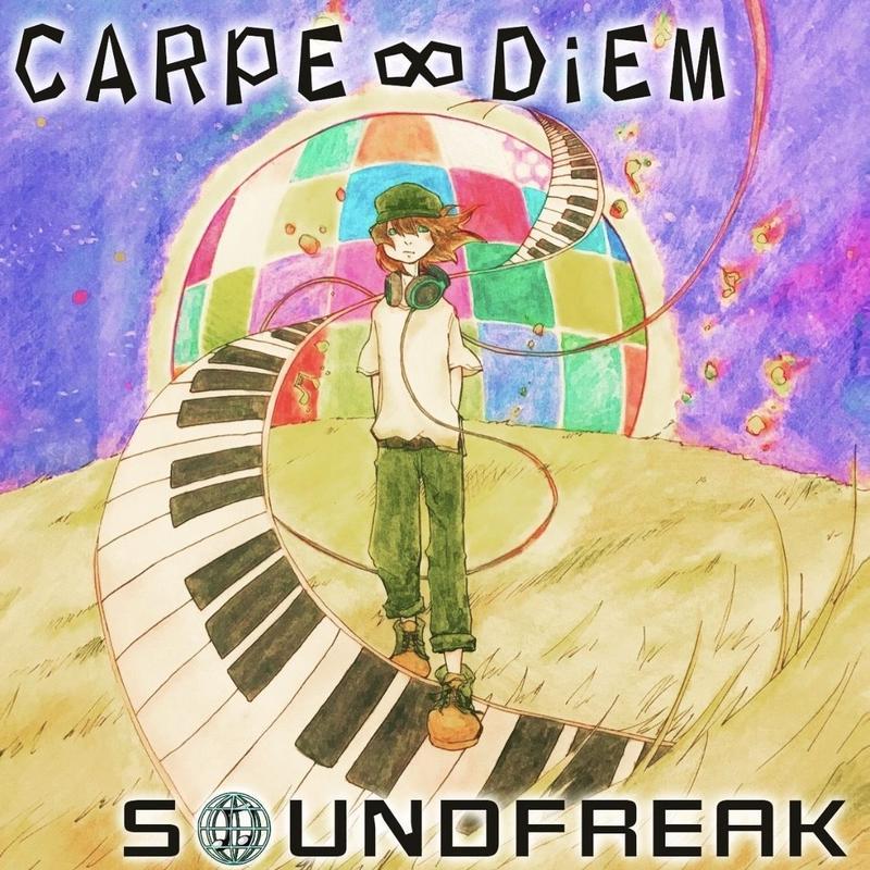 1st album [CARPE∞DiEM]
