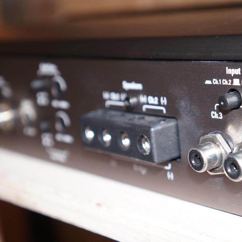 MTX 4chパワーアンプ RFL4120