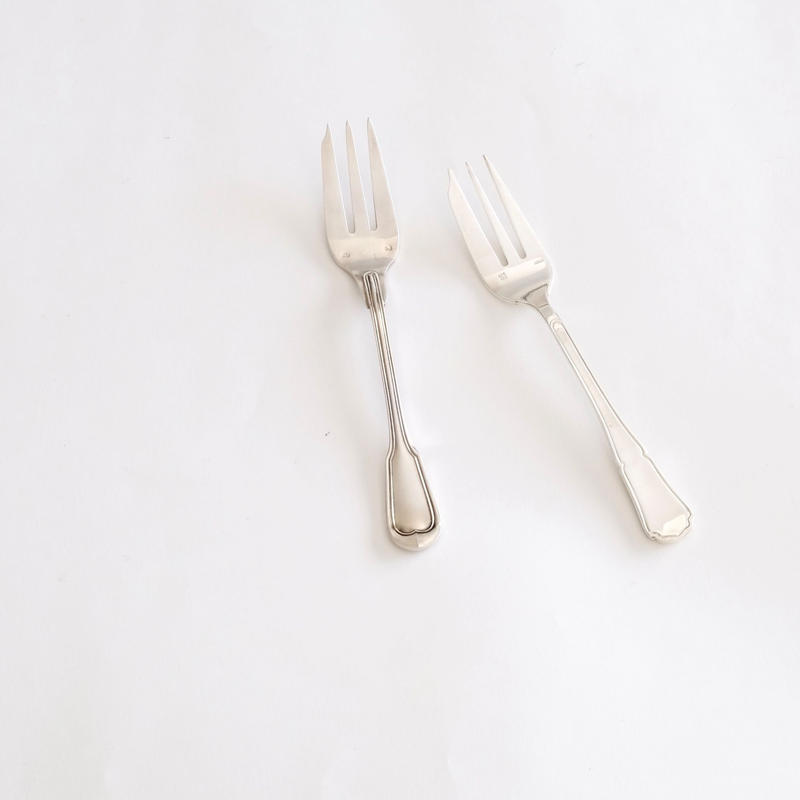 ケーキフォーク2種  (CF6)   1本