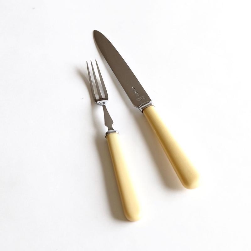 デザートナイフ&フォーク   (DKDF1)    2本セット