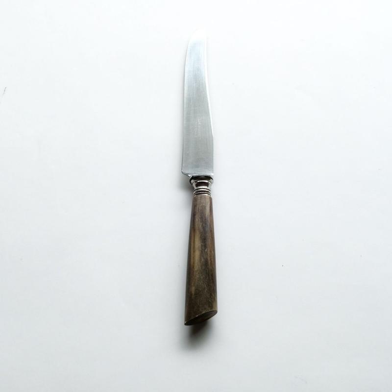 ホーンハンドル テーブルナイフ   (TK7)   1本