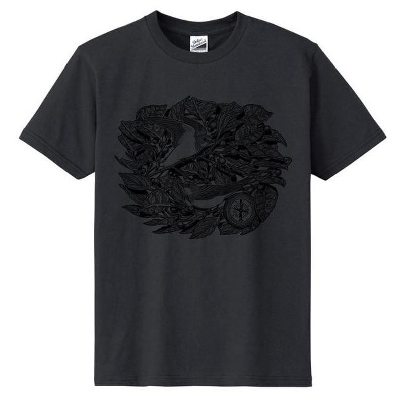 Route of Migratory T-shirt (SBK×BK)
