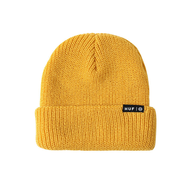 USUAL BEANIE HONEY MINERAL YELLOW