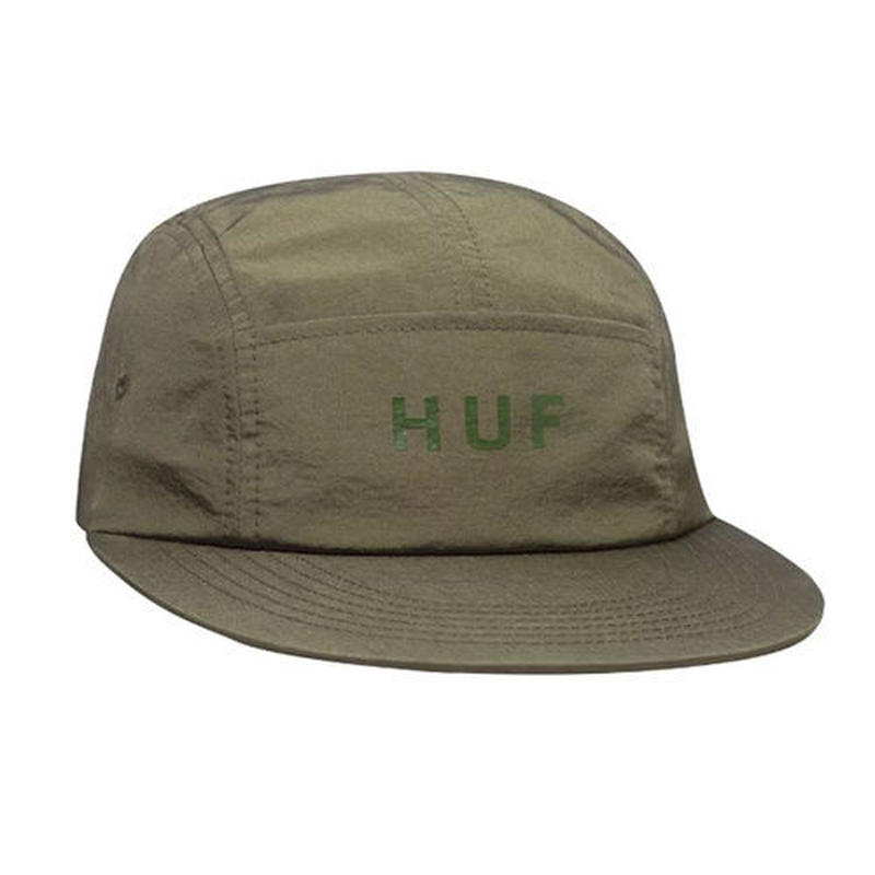 HUF POCKET CAMP HAT (オリーブ)